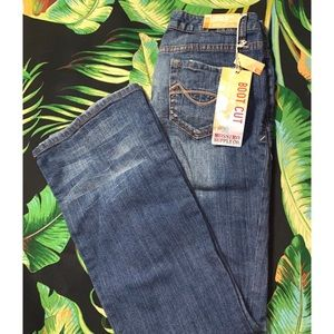 NEW: Boot Cut Jeans